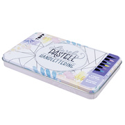 Lovely Pastell Handlettering Brush Pens mit Designdose - Cover