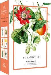 Postkarten - Botanicals