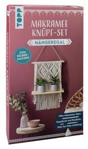Makramee Knüpf-Set Hängeregal