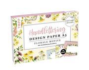 Handlettering Design Paper Block Cottage Dreams A5