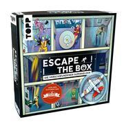 Escape The Box - Die verschwundenen Superhelden
