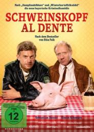 Schweinskopf al Dente - Cover