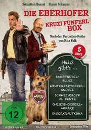 Die Eberhofer-Kruzifünferl Box