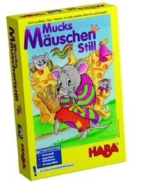 MucksMäuschenStill - Cover