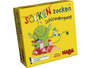 Socken Zocken Schleudergang - Cover