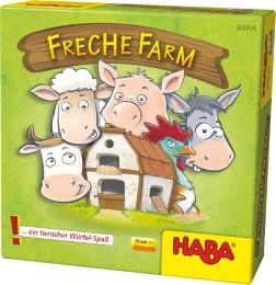 Freche Farm - Cover