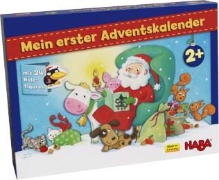 Mein erster Adventskalender: Weihnachten auf dem Bauernhof