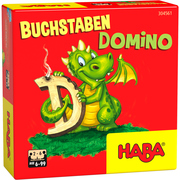 Buchstaben-Domino - Cover