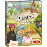 The Key - Mord im Oaksdale Club - Cover