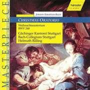 Christmas Oratorio/Weihnachtsoratorium BWV 248