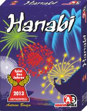 Hanabi - Cover