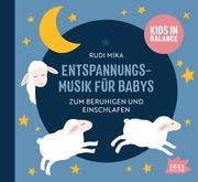 Entspannungsmusik für Babys - Cover