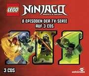 LEGO Ninjago Hörspielbox 6
