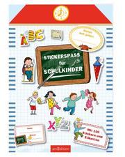 Stickerspaß für Schulkinder - Cover