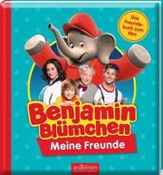 Benjamin Blümchen - Meine Freunde - Cover