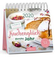 Kuchenglück durchs Jahr 2020 - Cover