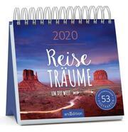 Reiseträume um die Welt 2020 - Cover
