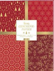 Feines Geschenkpapier - Cover