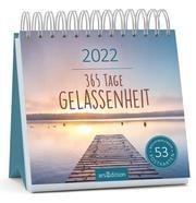 365 Tage Gelassenheit 2022 - Cover