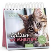 Katzenweisheiten 2022 - Cover