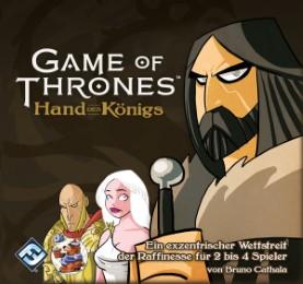 Game of Thrones - Hand des Königs
