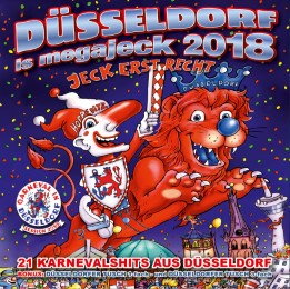 Düsseldorf is megajeck 2018