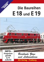 Die Baureihen E 18 und E 19