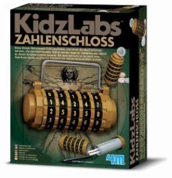 KidzLabs - Zahlenschloss