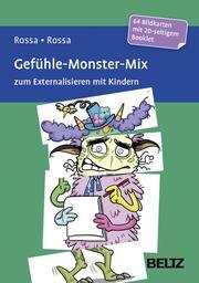 Gefühle-Monster-Mix zum Externalisieren mit Kindern