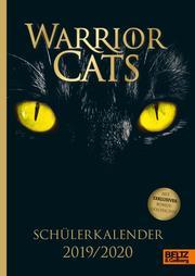 Warrior Cats - Schülerkalender 2019/2020 - Cover