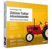 Porsche Oldtimer-Traktor Adventskalender