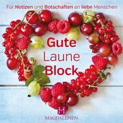 Gute Laune Block 'Beerenherz' - Cover