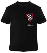 Premium-T-Shirt Do bin i dahoam