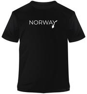 Premium-T-Shirt Norway