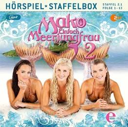 Mako - Einfach Meerjungfrau Hörspiel-Staffelbox 2.1