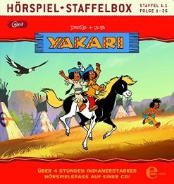 Yakari Staffel-Box 1.1