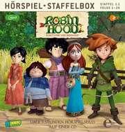 Robin Hood - Hörspiel-Staffelbox 1