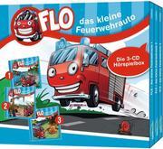 CD-Box 1: Flo, das kleine Feuerwehrauto (Folgen 1-3)