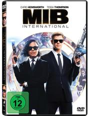 Men in Black: International - Cover
