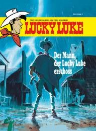 Lucky Luke Hommage 1 - Der Mann, der Lucky Luke erschoss