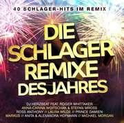 Die Schlager Remixe des Jahres