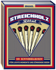 Streichholzrätsel - Cover