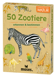 50 Zootiere