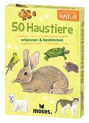 50 Haustiere - Cover