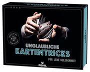 Unglaubliche Kartentricks