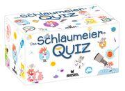 Das Schlaumeier-Quiz - Cover
