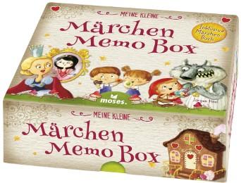 Meine kleine Märchen Memo Box - Cover