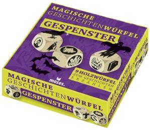 Magische Geschichten-Würfel: Gespenster - Cover
