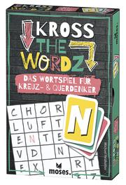 Kross the Wordz - Cover