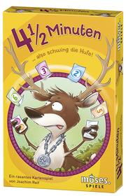 4 1/2 Minuten - also schwing die Hufe! - Cover